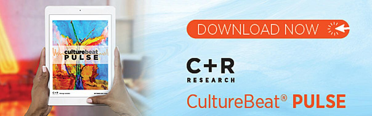 C+R Research_CultureBeat Pulse email_604x188_August 2021